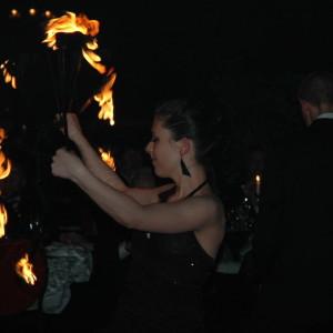 Feuer Künstler buchen
